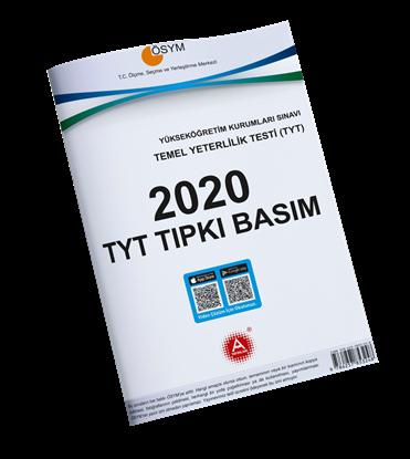A Yayınları 2020 Tyt Tıpkı Basım