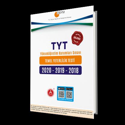 A Yayınları 2020-2019-2018 Tyt Tıpkı Basım Paketi