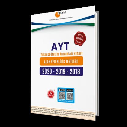 A Yayınları 2020-2019-2018 Ayt Tıpkı Basım Paketi