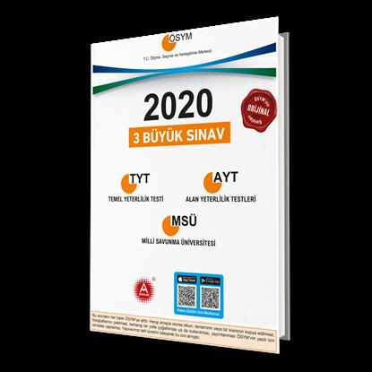 A Yayınları 2020 Ösym 3 Büyük Sınav Paketi