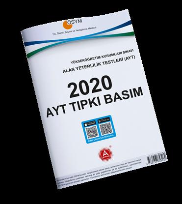 A Yayınları 2020 Ayt Tıpkı Basım