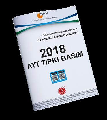 A Yayınları 2018 Ayt Tıpkı Basım