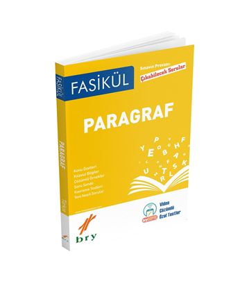 Fasikül Türkçe Paragraf