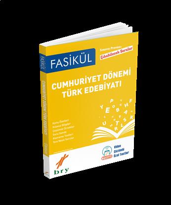 Bry Fasikül Cumhuriyet Dönemi Türk Edebiyatı