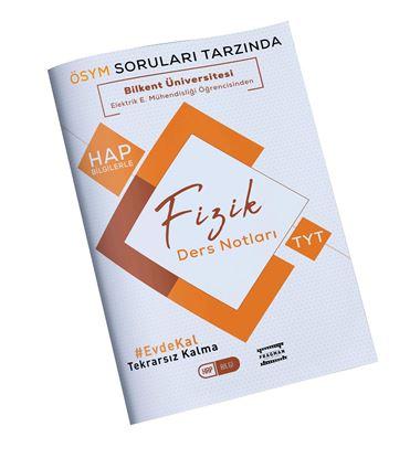 FRAGMAN Bilkent Üniversitesi Öğrencisinden Tyt Fizik Hap Bilgi Ders Notları