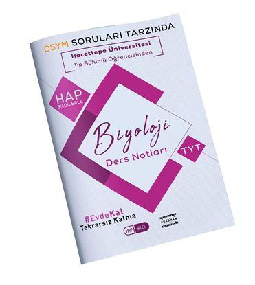 FRAGMAN Hacettepe Üniversitesi Öğrencisinden Tyt Biyoloji Hap Bilgi Ders Notları