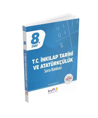 8.sınıf - T.c. İnkılap Tarihi Ve Atatürkçülük - Soru Bankası