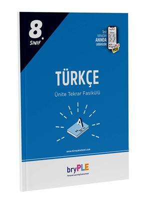8.sınıf - Türkçe - Ünite Tekrar Fasikülü (1-8)