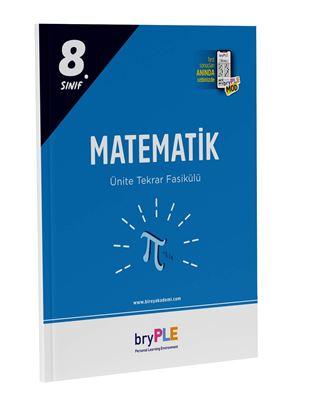 8.sınıf - Matematik - Ünite Tekrar Fasikülü (1-12)