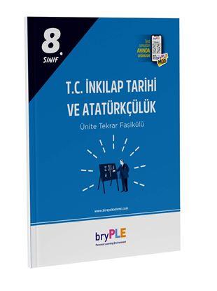 8.sınıf - T.c. İnkılap Tarihi Ve Atatürkçülük - Ünite Tekrar Fasikülü (1-7)