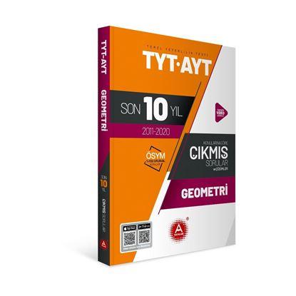 A Yayınları Tyt Ayt Geometri (10 Yıl Soru Ve Çözümleri)