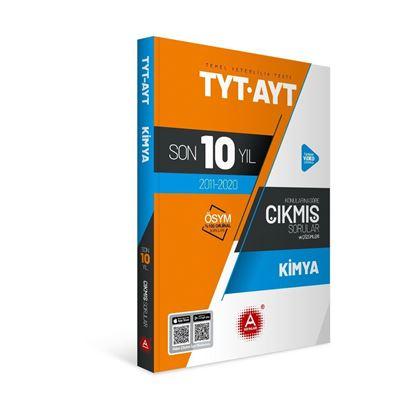 A Yayınları Tyt Ayt Kimya 10 Yıl Soru Ve Çözümleri)