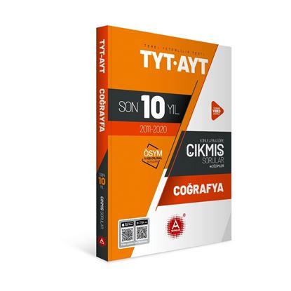 A Yayınları Tyt Ayt Coğrafya (10 Yıl Soru Ve Çözümleri)