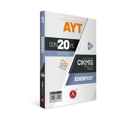 A Yayınları Ayt Edebiyat (20 Yıl Soru Ve Çözümleri)-112 Syf