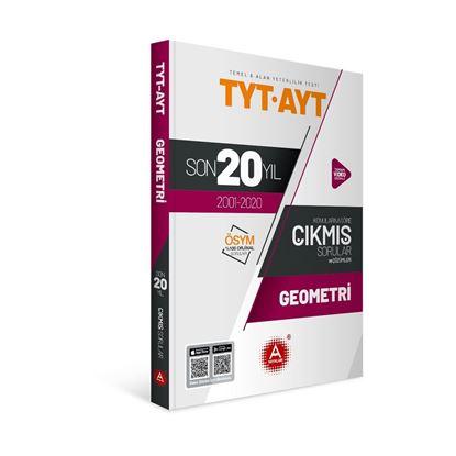 A Yayınları Tyt Ayt Geometri (20 Yıl Soru Ve Çözümleri)-200 Syf