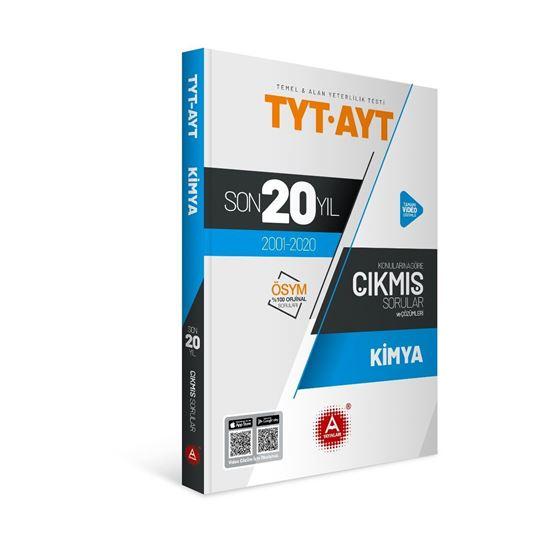 A Yayınları Tyt Ayt Kimya (20 Yıl Soru Ve Çözümleri)-192 Syf