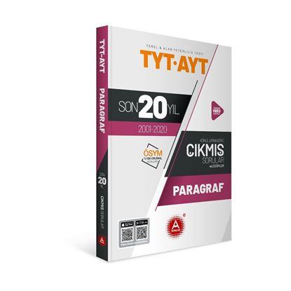 A Yayınları Tyt Ayt Paragraf (20 Yıl Soru Ve Çözümleri)-200 Syf