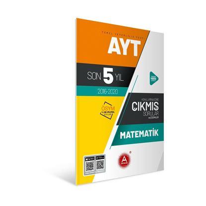 A Yayınları Ayt  Matematik (5 Yıl Soru Ve Çözümleri)