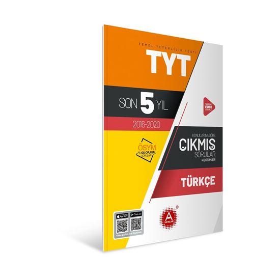 A Yayınları Tyt Türkçe (5 Yıl Soru Ve Çözümleri)