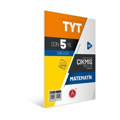 A Yayınları Tyt  Matematik (5 Yıl Soru Ve Çözümleri)