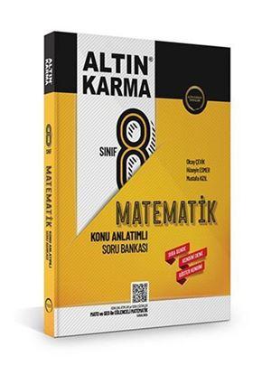 8. Sınıf Matematik Konu Anlatımlı Soru Bankası
