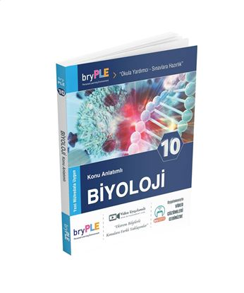 10.sınıf - Biyoloji Konu Anlatımlı