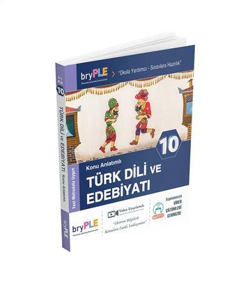 10.sınıf - Türk Dili Ve Edebiyatı Konu Anlatımlı