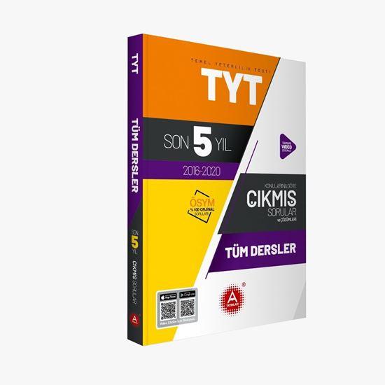 Tyt Tüm Dersler Konularına Göre (5 Yıl Soru Ve Çözümleri)-200 Syf