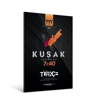 Tyt Türkçe Kolaydan Zora 7x40 Kuşak
