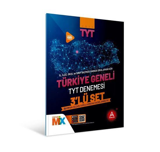 Türkiye Geneli Çıkmış Sorular Denemesi 3'lü