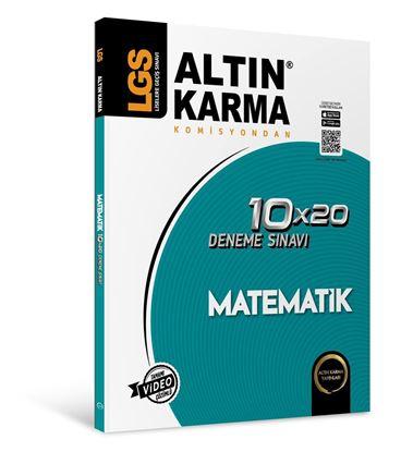 Lgs Matematik 10x20 Branş Deneme