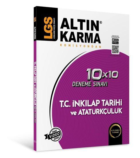 Lgs T.c. İnkılap Tarihi Ve Atatürkçülük 10x10 Branş Deneme