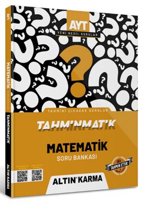 Altın Karma 2022 Ayt Matematik Soru Bankası