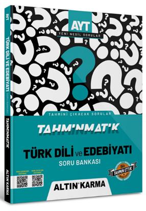 Altın Karma 2022 Ayt Türk Dili Ve Edebiyatı Soru Bankası