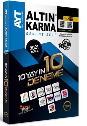 Altın Karma 2021 Ayt 10'lu Deneme