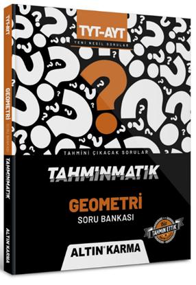 Altın Karma 2022 Tyt-ayt Geometri Soru Bankası