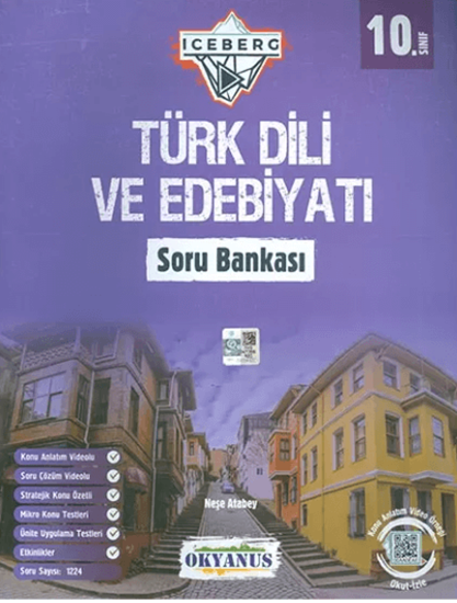 resm Okyanus 10.sınıf Türk Dili Edebiyatı Soru Bankası