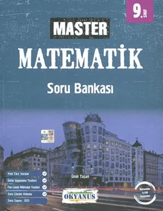 Okyanus 9.sınıf Master Matematik Soru Bankası