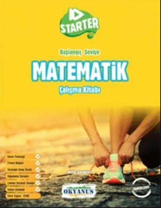 Okyanus Starter Matematik Çalışma Kitabı