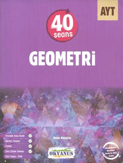 resm Okyanus Ayt 40 Seans Geometri