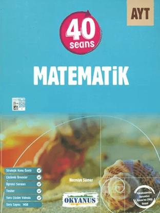 Okyanus Ayt 40 Seans  Matematik