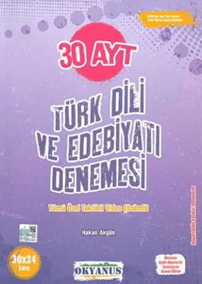 Okyanus Ayt 30 Türk Dili Ve Edebiyatı Denemesi