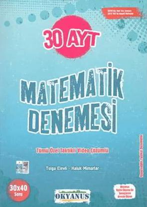 Okyanus Ayt 30 Matematik Denemesi