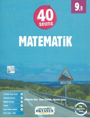 Okyanus 9. Sınıf 40 Seans Matematik