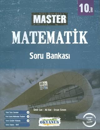 Okyanus 10. Sınıf Master Matematik Soru Bankası