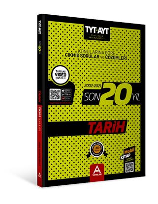 Tyt Ayt Tarih Son 20 Yıl Soru Ve Çözümleri