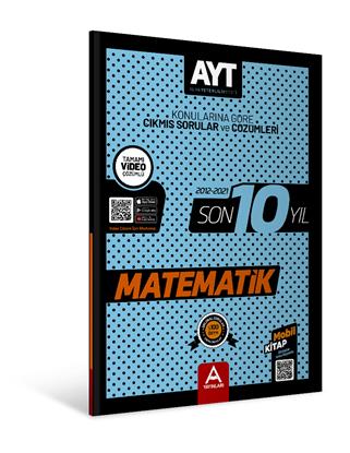 Ayt Matematik Son 10 Yıl Soru Ve Çözümleri