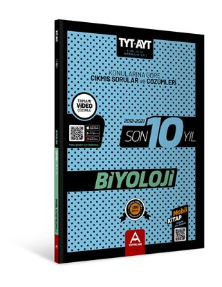 Tyt Ayt Biyoloji Son 10 Yıl Soru Ve Çözümleri