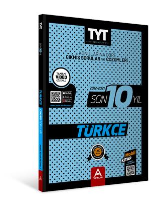Tyt Türkçe Son 10 Yıl Soru Ve Çözümleri