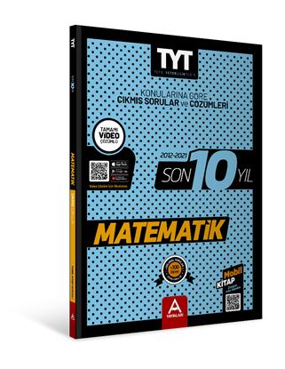Tyt Matematik Son 10 Yıl Soru Ve Çözümleri